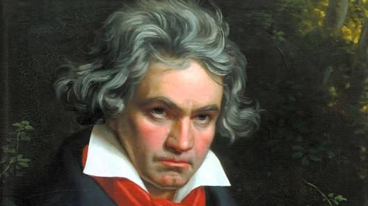 Beethovenportrait